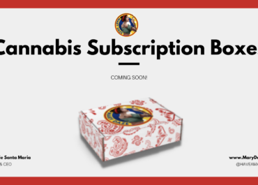 Cannabis Subscription Boxes in 2021