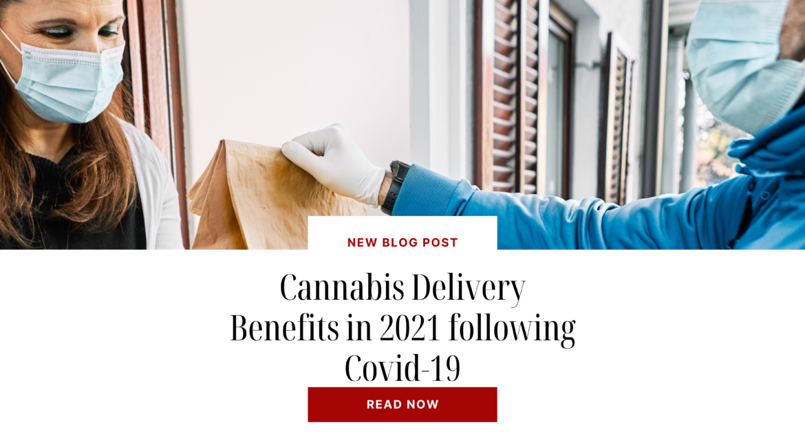 Blog Post cannabis delivery in HB